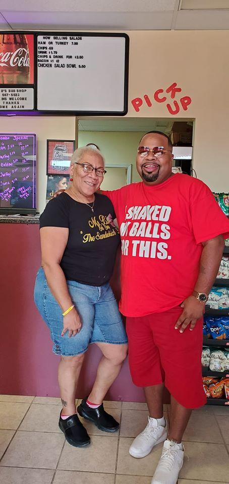 Ms. B's Sub Shop Customers reviews
